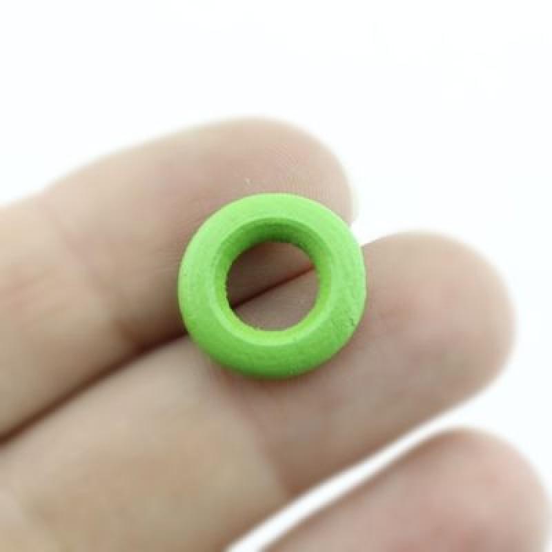 Кольца деревянные МИКС 15х4 Маленькие #2124