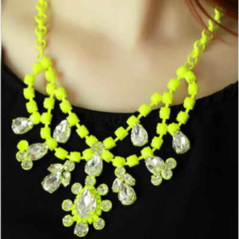 Яркое ожерелье #5749