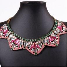 Самоцветное ожерелье #5735