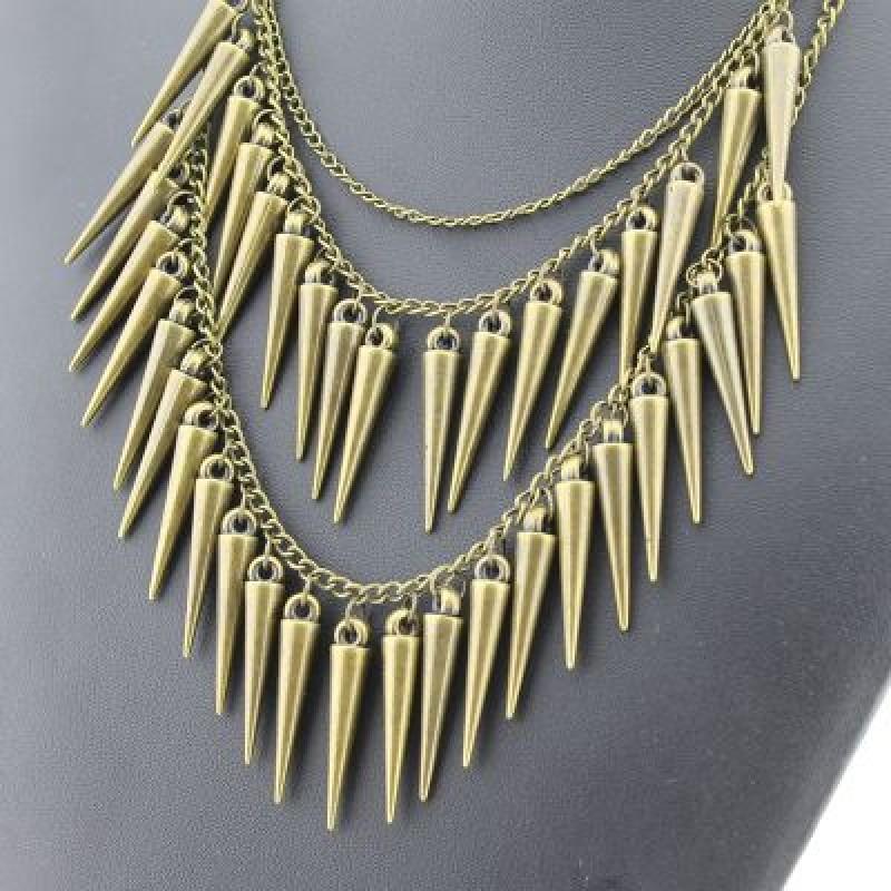 Ожерелье с Шипами#2781
