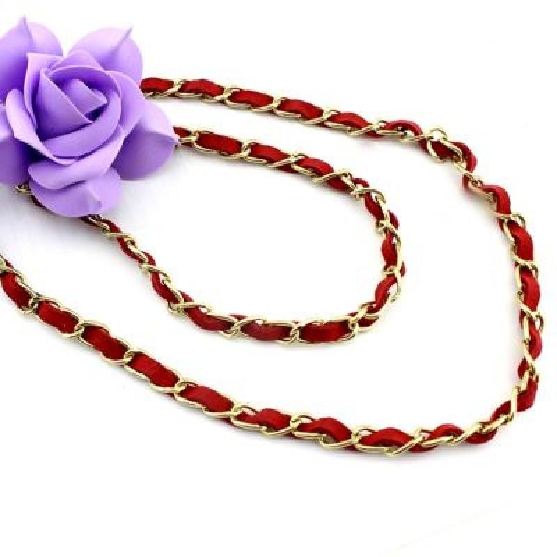 Ожерелье с Лентами #1069