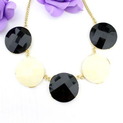 Цветное Ожерелье #4464