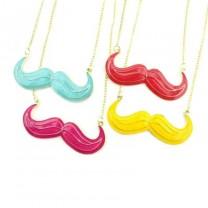 Колье Moustache #7141