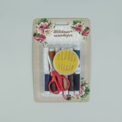 Набор для шитья, на блистере #11178