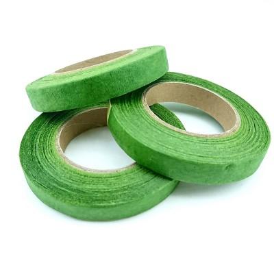 Тэйп-лента 12мм Зелёная #10681
