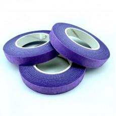 Тэйп-лента 12мм Фиолетовая #10687