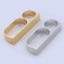 Кольцо на два пальца #4312