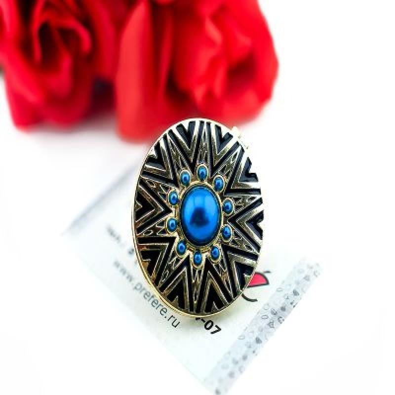 Кольцо с Орнаментом #5923