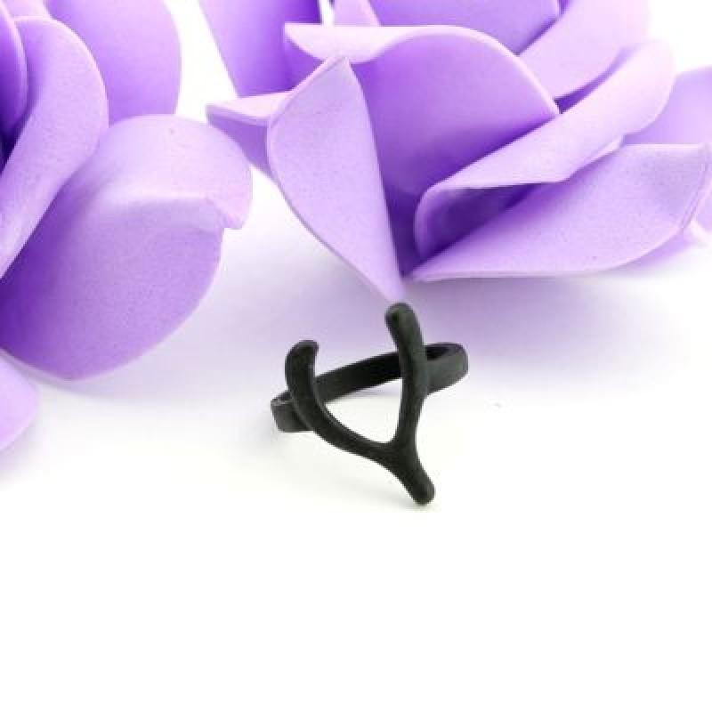 Кольцо Рогатка #6171