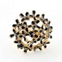 Кольцо Цветочки #7132