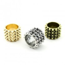 Кольцо с шипами #7742