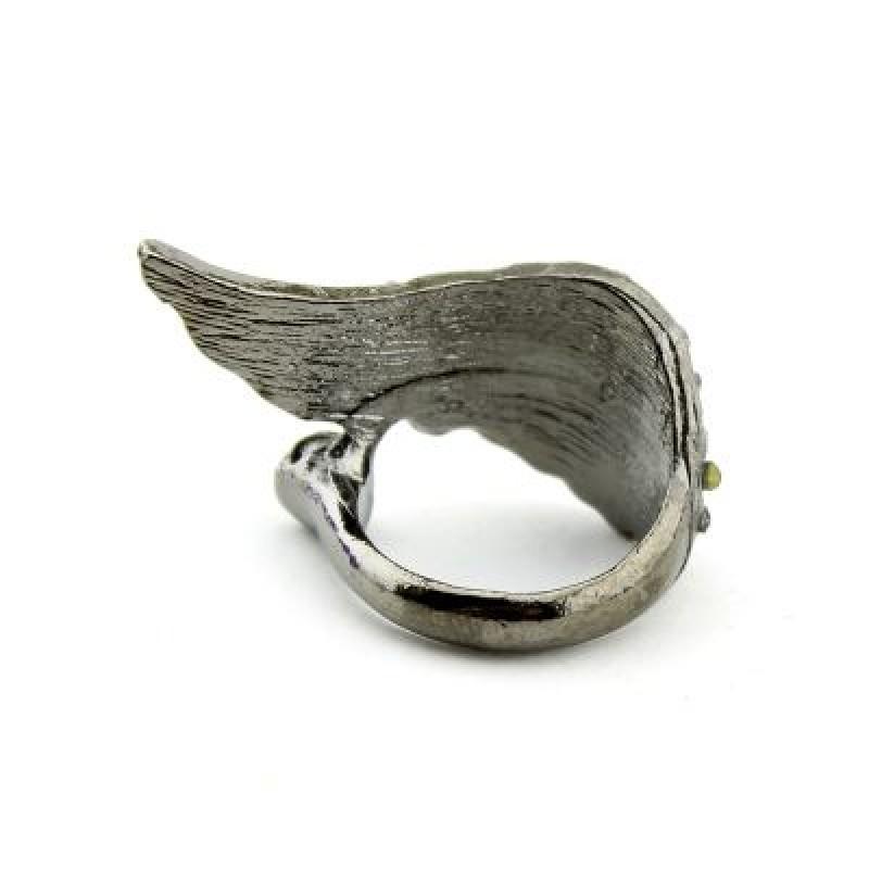 Крупное Кольцо Крыло  #2102