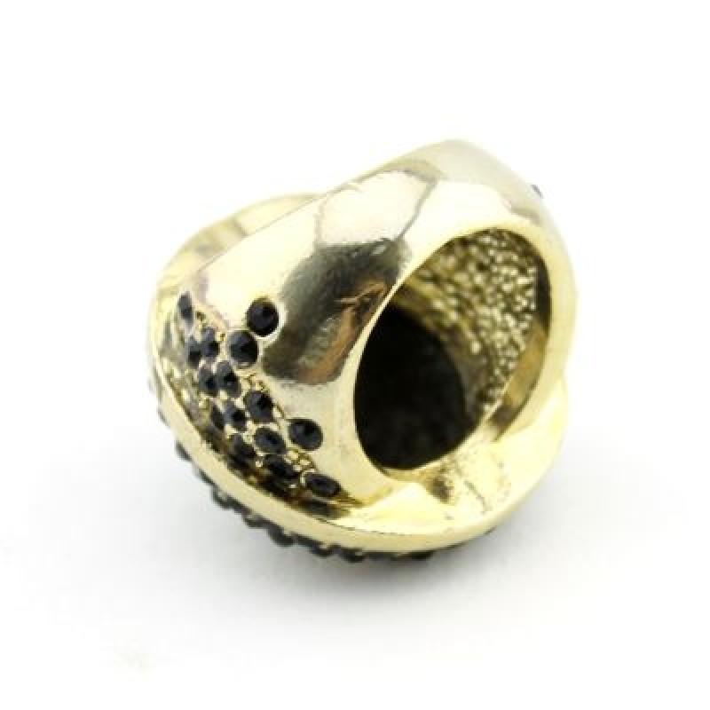 Кольцо с Граненым Кристаллом #3592