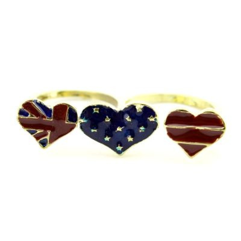 Кольцо Англия и Америка #7915