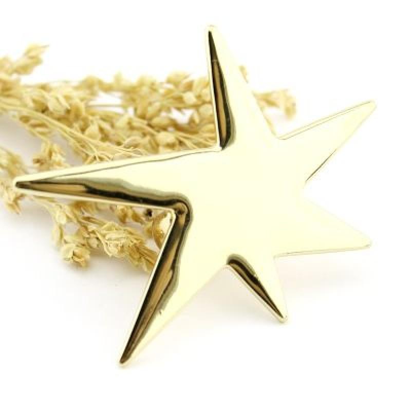 Кольцо Звезда #9087