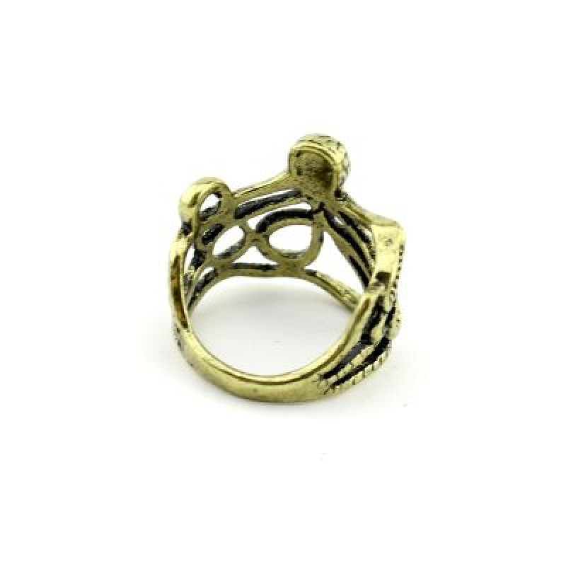 Кольцо Осьминог  #4369