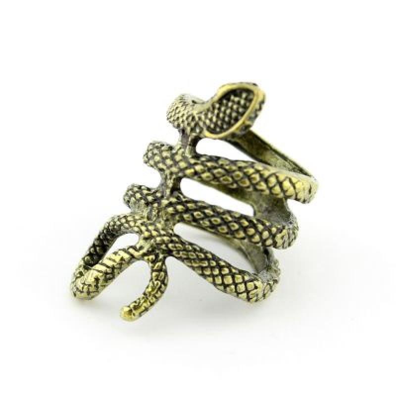 Кольцо Змейка #5261