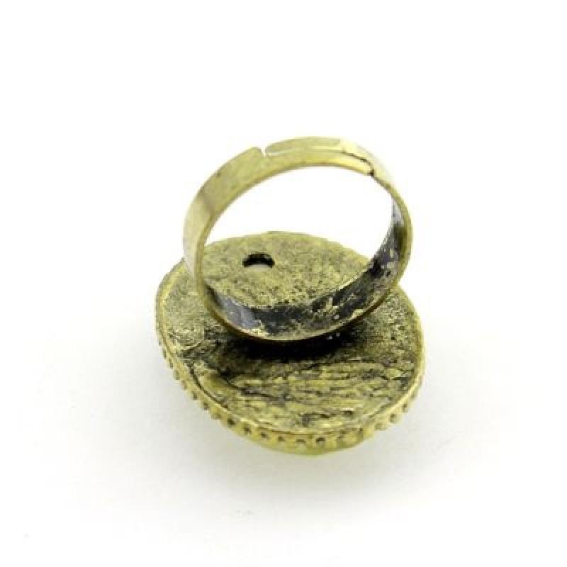 Кольцо Пастельный Овал  #1320