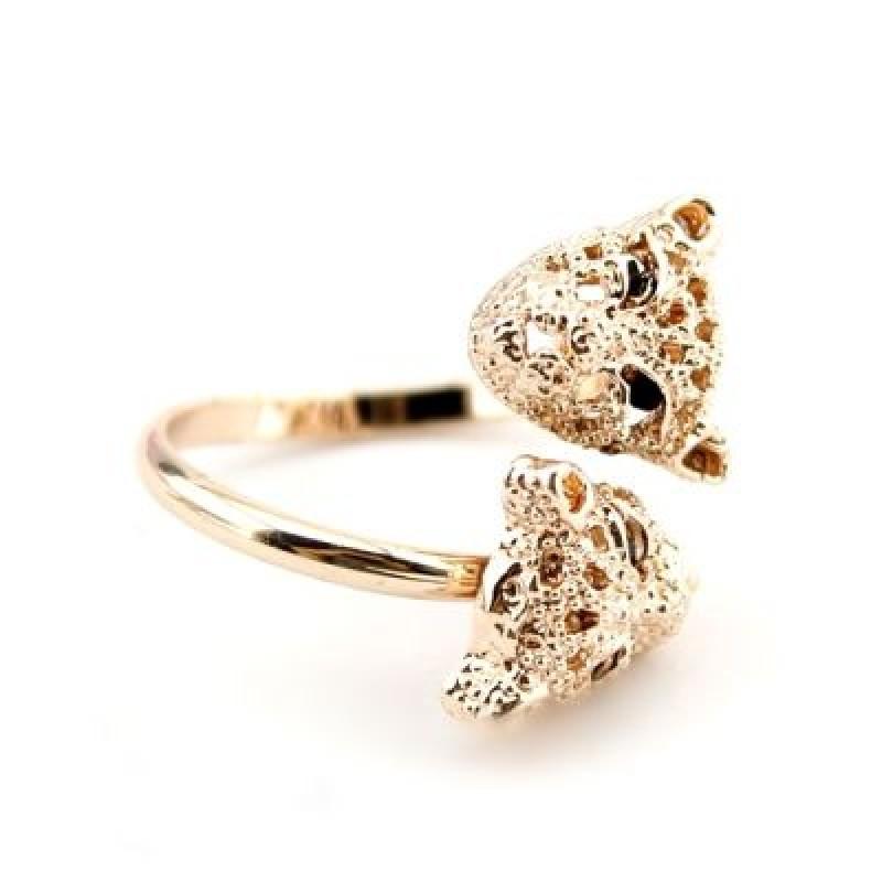 Кольцо Леопарды #5975