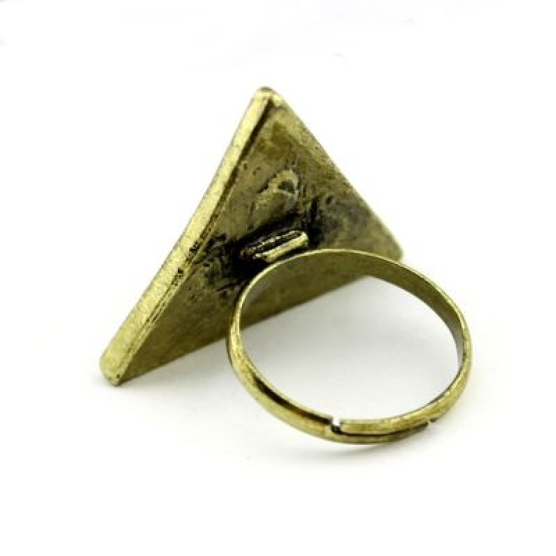 Кольцо треугольник Guess #1431