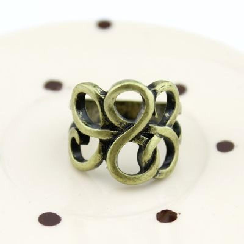 Широкое Кольцо Бесконечность #6007