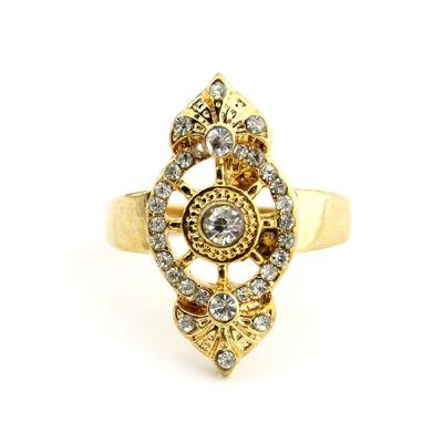 Торжественное Кольцо #4679