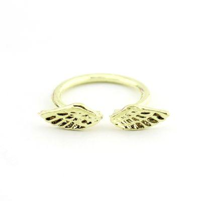 Кольцо Крылья Ангела #1330