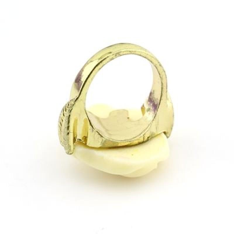 Кольцо Роза #9082