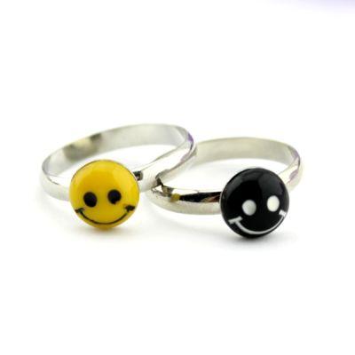 Кольцо Smile (2шт) #9101