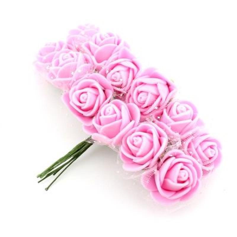 Связка из цветов 12шт #4221