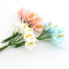 Связка из цветов 12шт #4451