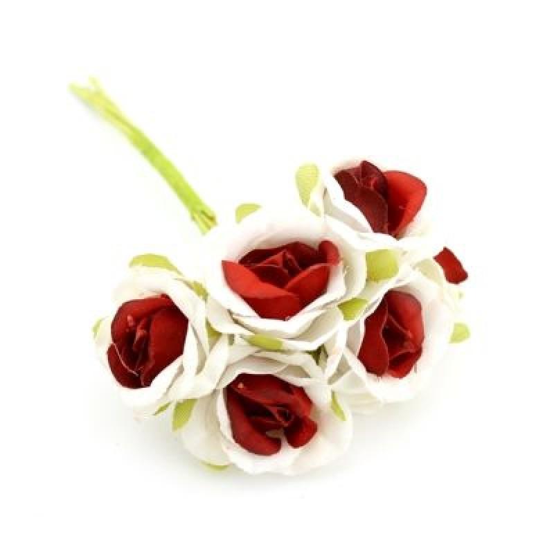 Связка из цветов 6шт #4718