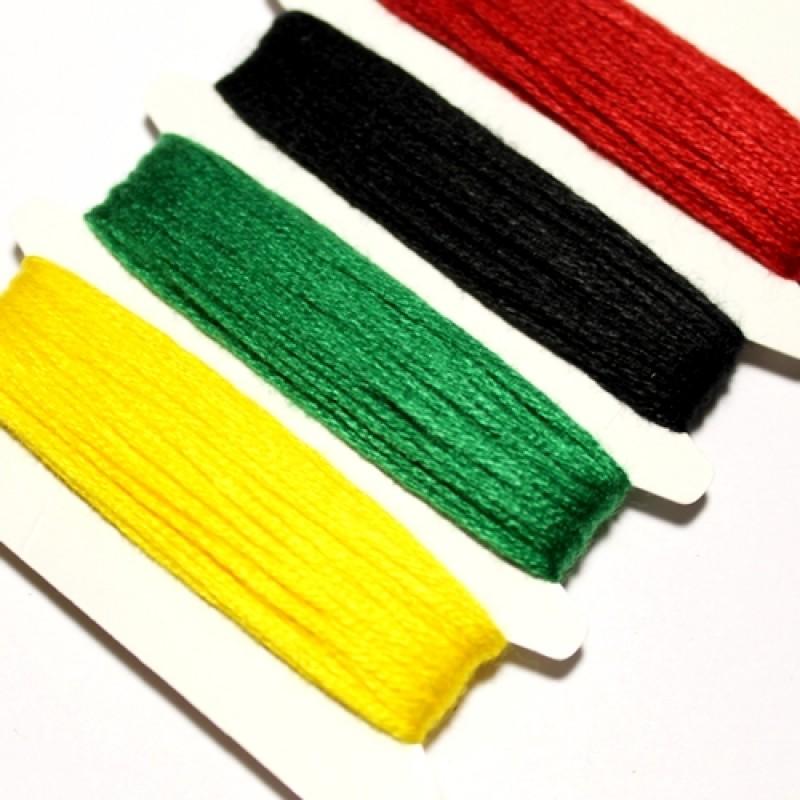 Набор верёвок 4 цвета #5802