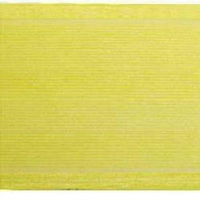 Лента для бантов 8см 144693 желтый #4652