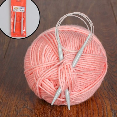 Спицы для вязания круговые, d=8мм, 100см #11498