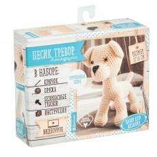 Набор для вязания  «Пёсик Тревор» #10833