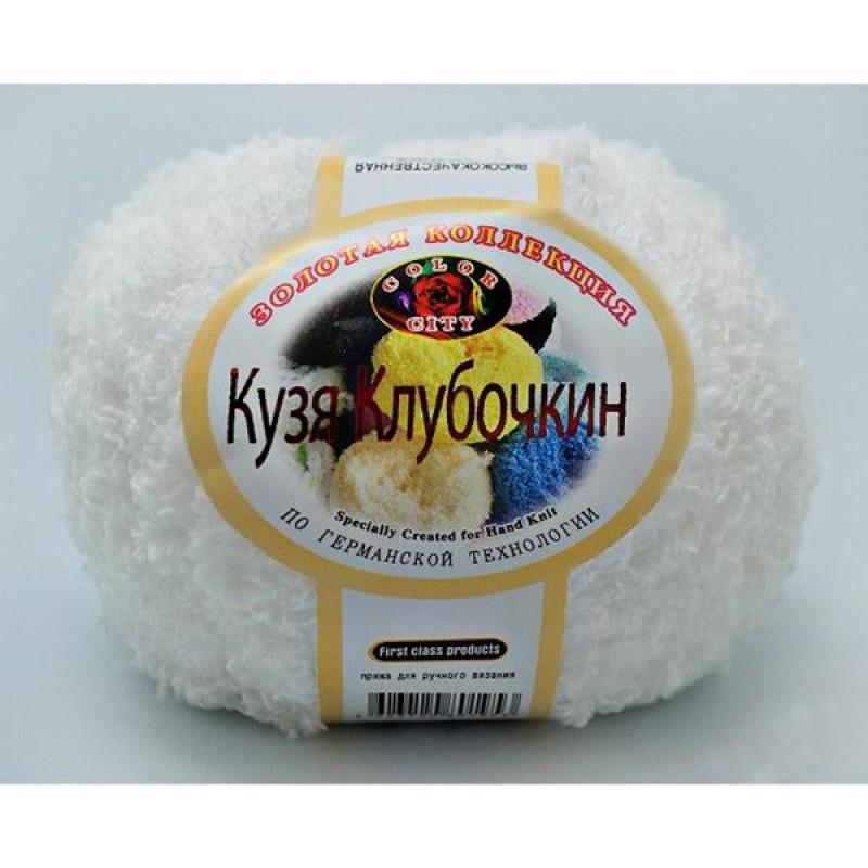 Кузя Клубочкин 50г/95м #11050