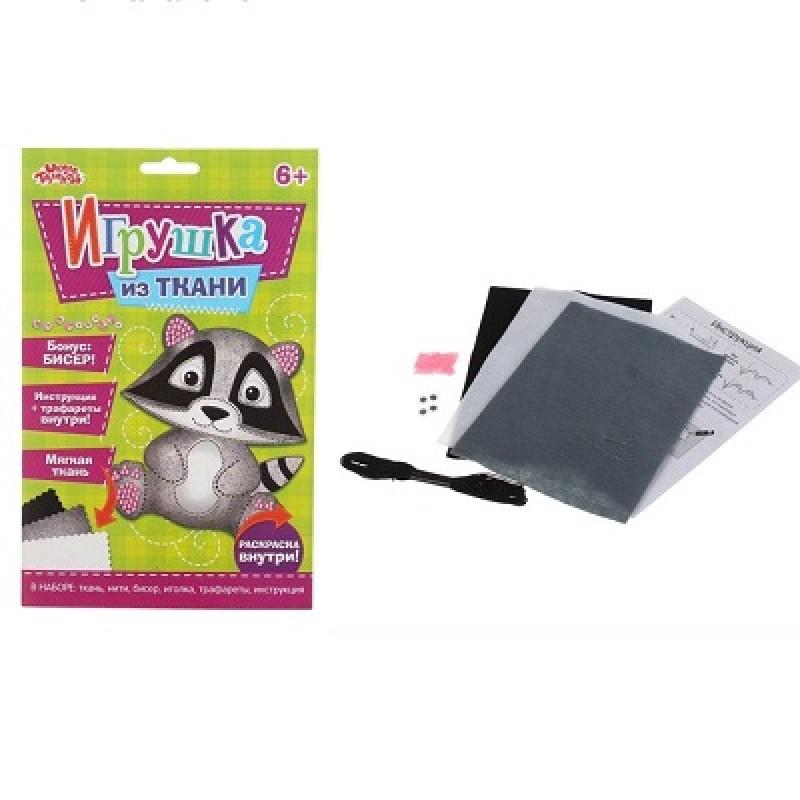 Набор для создания игрушки из фетра Енот #10213