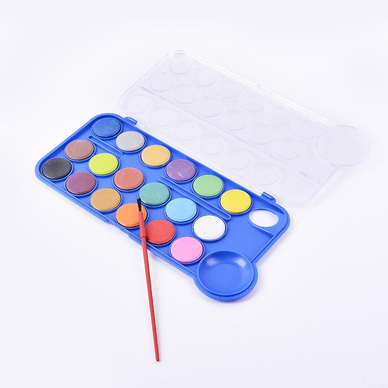 Набор акриловых красок 18 цветов #11306