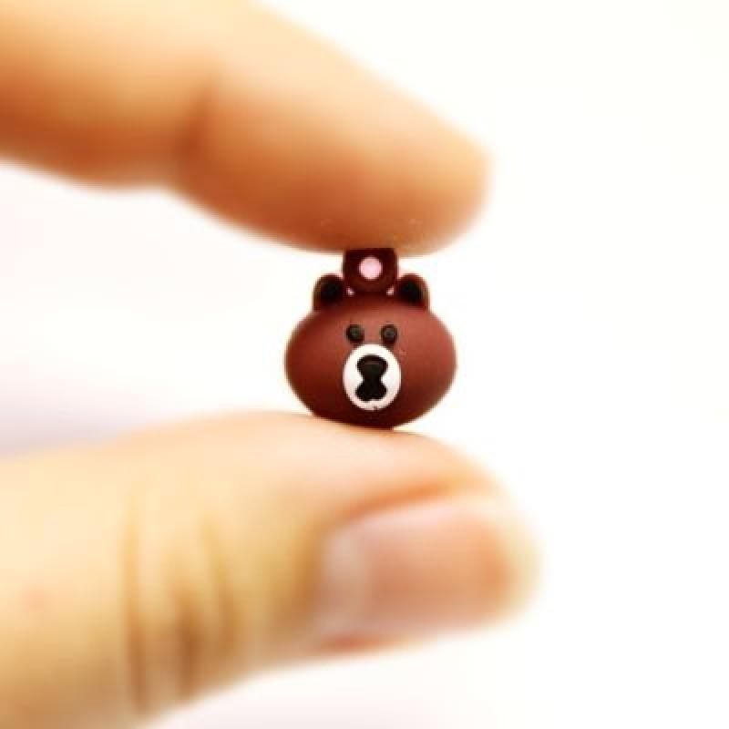 Подвеска Мягкий Мишка Теди #5183