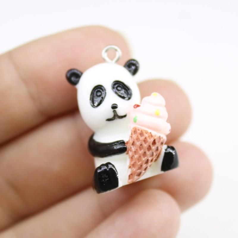 Подвеска забавная Панда #1466