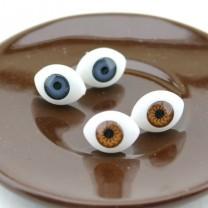 Серьги Глаза #3481