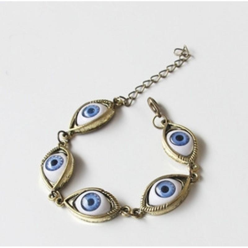Браслет Глаза #7789