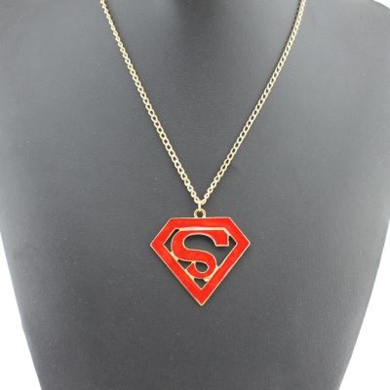 Кулон Супермен #3499