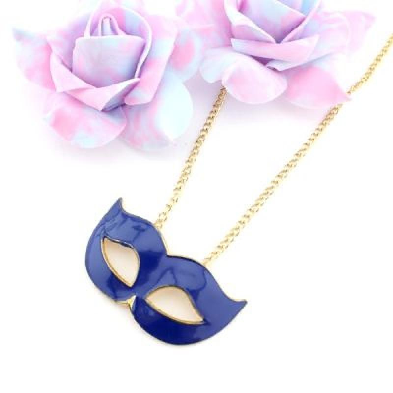 Кулон Синяя маска #6372
