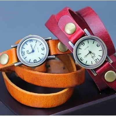 Часы с Длинным Ремешком #2405