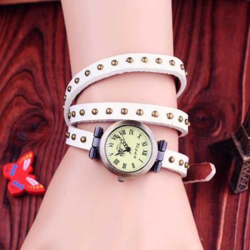 Часы с Заклепками на Ремне #3852