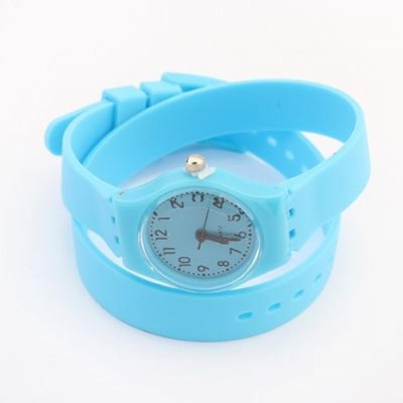 Яркие часы #9042