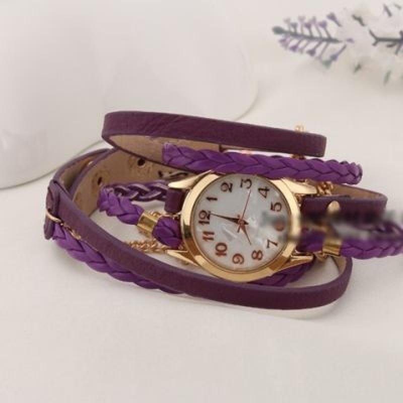 Часы на шнурке с цепочкой #9119