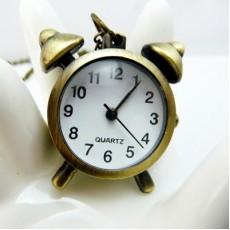 Карманные часы Будильник #6936